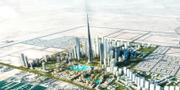 Skyskrapan Jeddah Tower blir förmodligen över en kilometer hög Shutterstock