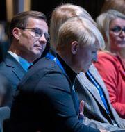 Partiledare Ulf Kristersson Johan Nilsson/TT / TT NYHETSBYRÅN