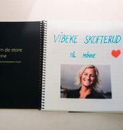 Till minne av Vibeke Skofterud.  Åserud, Lise / TT NYHETSBYRÅN