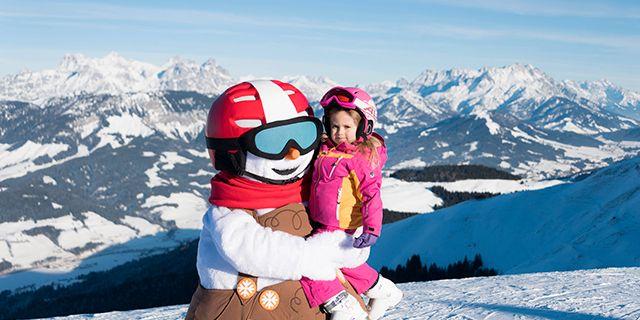 En av årets nyheter i Sankt Johann är att Valle startar sin populära skidskola. SkiStar.