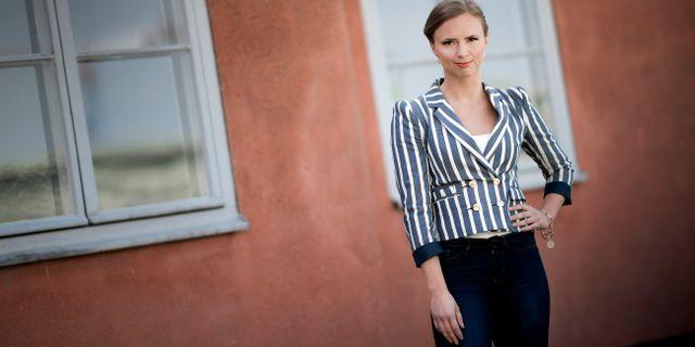 Sara Skyttedal, arkivbild. Pontus Lundahl/TT / TT NYHETSBYRÅN