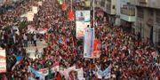 Demonstration i staden Aden i september 2019.  Wail al-Qubaty / TT NYHETSBYRÅN