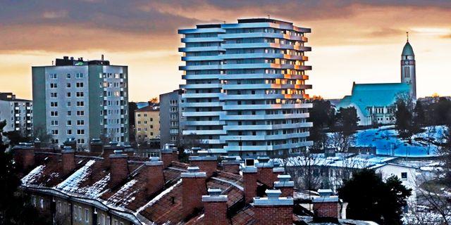 Sundbyberg.  Hasse Holmberg / TT / TT NYHETSBYRÅN
