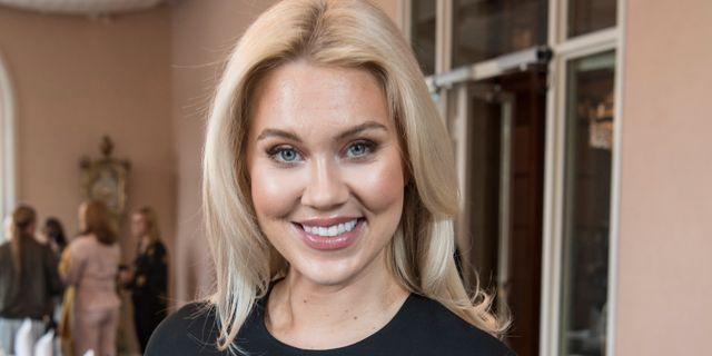 Isabella Löwengrip.  Lars Pehrson/SvD/TT / TT NYHETSBYRÅN