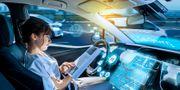 Helt självkörande bilar kan bli verklighet tidigast om 10 år, tror experterna metamorworks / iStockphoto