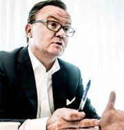 Karl-Henrik Sundström, arkivbild.  Lars Pehrson/SvD/TT / TT NYHETSBYRÅN