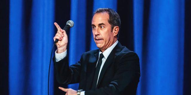 "Jerry Seinfeld i ""23 hours to kill"" Netflix"