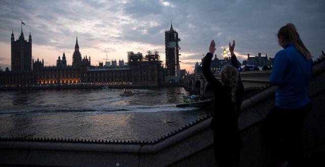 London. Arkivbild. Matt Dunham / TT NYHETSBYRÅN