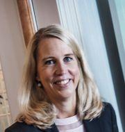 Helena Stjernholm, vd på Industrivärden. Yvonne Åsell/SvD/TT / TT NYHETSBYRÅN