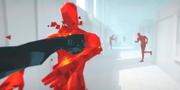 """Skärmdump från actionspelet """"Superhot"""". PRESS"""