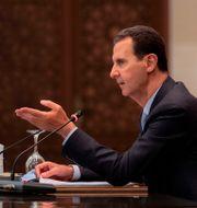 President Bashar al-Assad. TT NYHETSBYRÅN