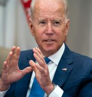 Joe Biden. Evan Vucci / TT NYHETSBYRÅN