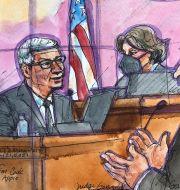 Illustrationsbild: Apples vd Tim Cook framträdde i rätten under rättsförhandlingarna i målet mellan Apple och Epic.  Vicki Behringer / TT NYHETSBYRÅN