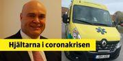 Foto: Westin Buss/Samariten Ambulans