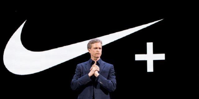 Avgående Nike vd:n Mark Spencer  Mary Altaffer / TT NYHETSBYRÅN