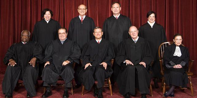 Obama nominerar garland till hogsta domstolen