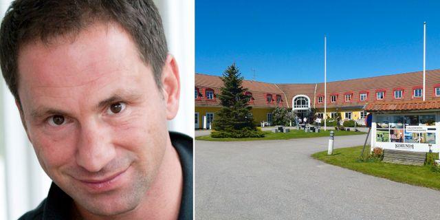 Paolo Roberto/Körunda golf- och konferenshotell. TT/Holger Ellgard, Wikimedia Commons