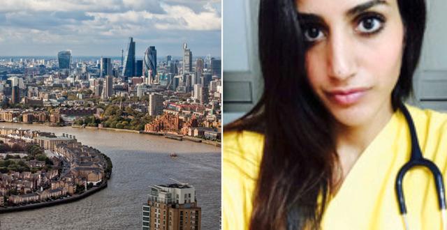 Åklagare bekräftar koppling mellan mordet på en svensk man i London och mordet på Karolin Hakim i Malmö i augusti.  TT / Privat