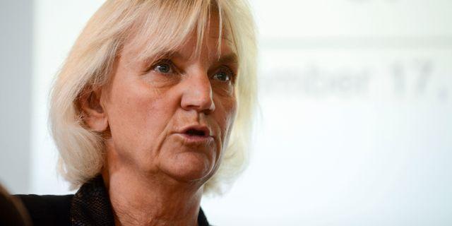 Marie Ehrling. Vilhelm Stokstad / TT / TT NYHETSBYRÅN