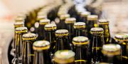 Ciderproduktion.  Kopparbergs