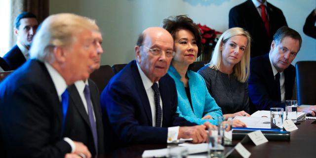Trump gjorde helomvandning efter hard kritik