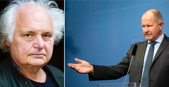 Göran Greider/Dan Eliasson. TT