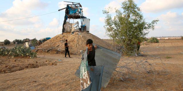 Vapenvila mellan israel och hamas