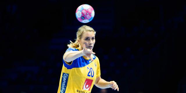 Isabelle Gulldén. Arkivbild LUDVIG THUNMAN / BILDBYRÅN