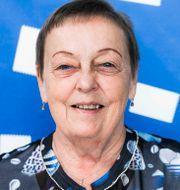 Kristina Tallberg, ordförande PRO.  Anneli Nygårds