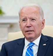 Joe Biden. Susan Walsh / TT NYHETSBYRÅN
