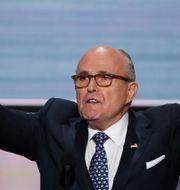 Rudy Giuliani. ALEX WONG / GETTY IMAGES NORTH AMERICA