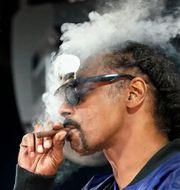 Snoop Dogg. Chris Pizzello / TT NYHETSBYRÅN