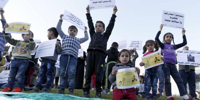 Usa maste ta storre ansvar for flyktingarna