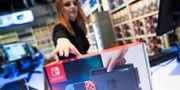 Arkivbild: Nintendo Switch. Fredrik Sandberg/TT / TT NYHETSBYRÅN