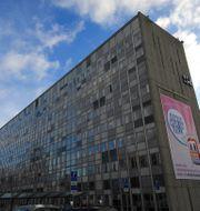 Radiohuset i Stockholm. Hasse Holmberg / TT / TT NYHETSBYRÅN