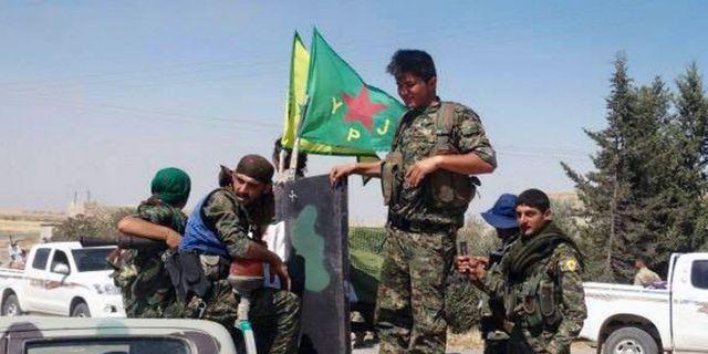 Arkivbild. Stridande i kurdiska milisen YPG. Uncredited / TT NYHETSBYRÅN/ NTB Scanpix