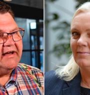 Peter Lundgren/Kristina Winberg. TT