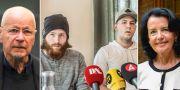 Alhem, bröderna Robin Dahlén och Christian Karlsson, Ramberg. TT