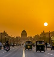 New Delhi, India Shutterstock