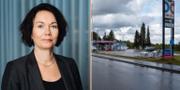 Helen Axelsson, chef för företagsförsäljningen på OKQ8 PRESS och JERREVÅNG STEFAN/Aftonbladet/TT / IBL Bildbyrå / TT NYHETSBYRÅN