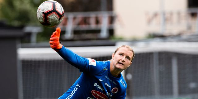 Danielle Rice. FREDRIK KARLSSON / BILDBYRÅN