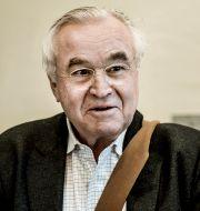 Creades och Avanzas styrelseordförande och grundare Sven Hagströmer Lars Pehrson/SvD/TT / TT NYHETSBYRÅN