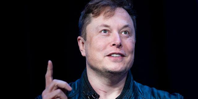 Arkivbild: Elon Musk.  BRENDAN SMIALOWSKI / TT NYHETSBYRÅN