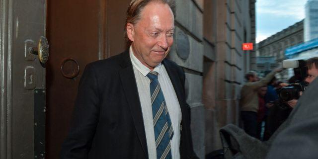 Horace Engdahl. Anders Wiklund/TT / TT NYHETSBYRÅN