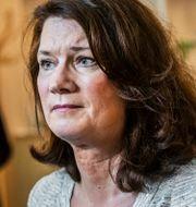 Ann Linde Tomas Oneborg/SvD/TT / TT NYHETSBYRÅN