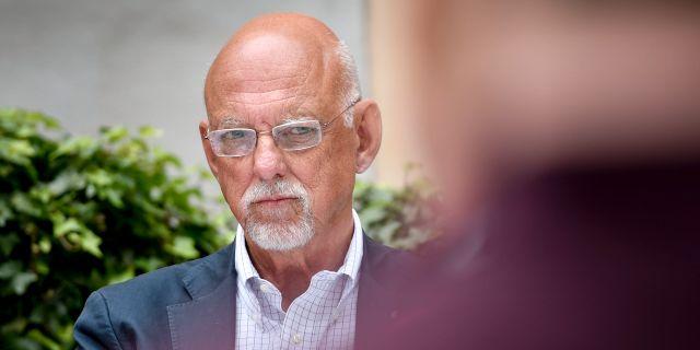 Hans Dahlgren (S).  Stina Stjernkvist/TT / TT NYHETSBYRÅN