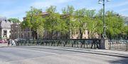 Rosenlundsbron. Arkivbild. Wikimedia