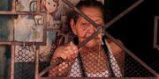 Kvinna i El Salvador. Illustrationsbild. Salvador Melendez / TT NYHETSBYRÅN