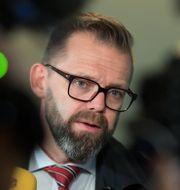 Björn Hurtig.  Janerik Henriksson/TT / TT NYHETSBYRÅN