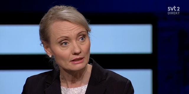 Karin Tegmark Wisell.  SVT